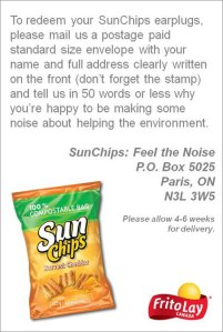 sun chips earplugs 2