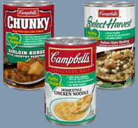 Campbell's Healthy Request Soups