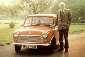 Sir Alec Issigonis and 1959 Mini