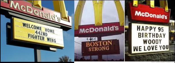 McD Signs