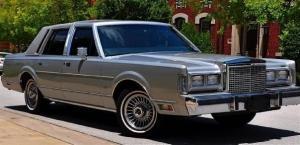 1988 Lincoln