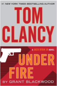 Clancy Under Fire