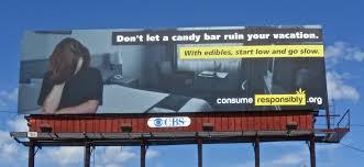 candy billboard