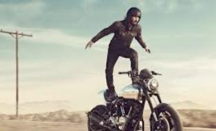 Keanu Riding