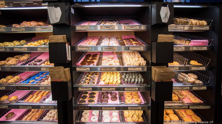 Dunkin trays